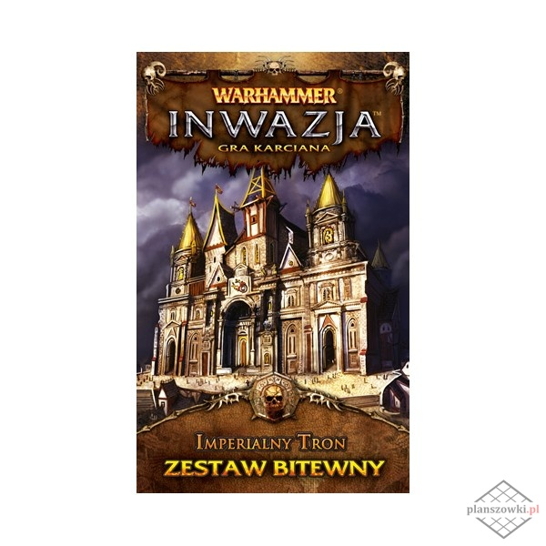 INWAZJA - Cykl Stolicy - IMPERIALNY TRON