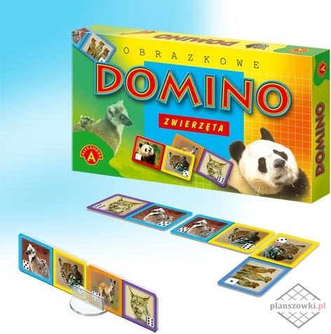 DOMINO - ZWIERZTA
