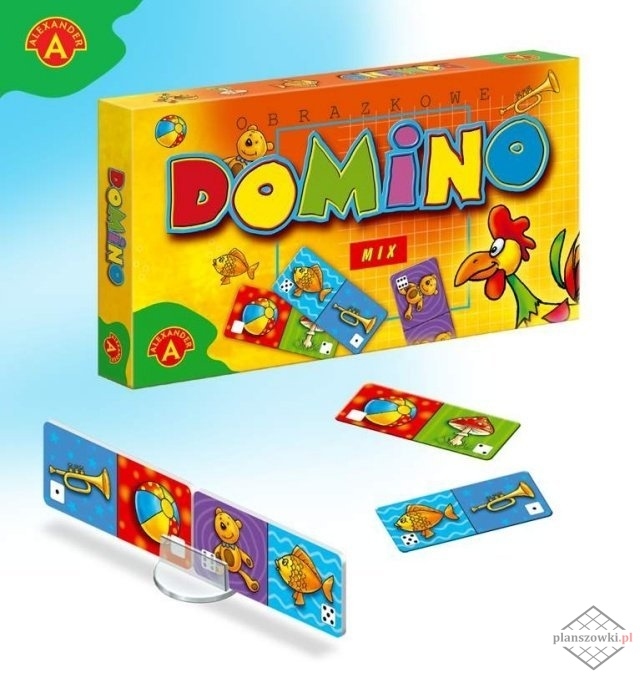 DOMINO - MIX