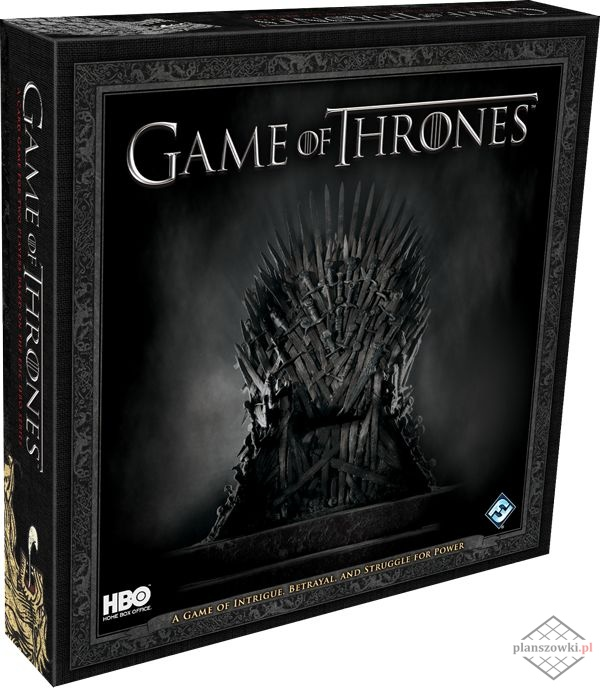 GAME OF THRONES CARD GAME (HBO SERIES)